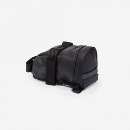 FABRIC CONTAIN SMALL SADDLE BAG