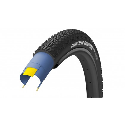 Goodyear Connector Tubeless 700c - Black